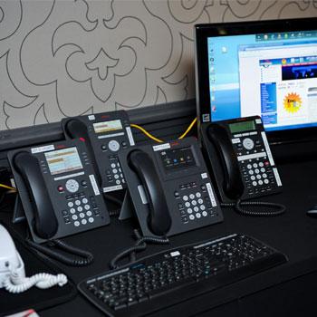 avaya-phone-set